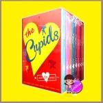 Boxset the Cupids บริษัทรักอุตลุด อิสย่าห์ อุมาริการ์ ร่มแก้ว Shayna ซ่อนกลิ่น เก้าแต้ม แพรณัฐ ณารา พิมพ์คำ ในเครือ สถาพรบุ๊ค