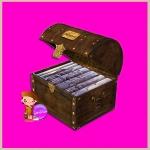 Boxset หีบสมบัติ Harry Potter แฮรี่ พอตเตอร์ เล่ม 1-7 (ปกสีฟ้า ปกแข็ง) เจ.เค. โรว์ลิ่ง (J.K. Rowling) งามพรรณ เวชชาชีวะ, วลีพร หวังซื่อกุล, สุมาลี นานมีบุ๊คส์ NANMEEBOOKS << << สินค้าเปิดสั่งจอง (Pre-Order)ส่งได้ 25ต.ค. 60