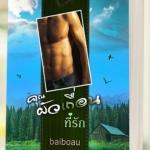 คุณผัวเถื่อนที่รัก ชุด พ่อทูนหัว Baiboau baiboau books << สินค้าเปิดสั่งจอง (Pre-Order) ขอความร่วมมือ งดสั่งสินค้านี้ร่วมกับรายการอื่น >> หนังสือออก 31 ก.ค. 60