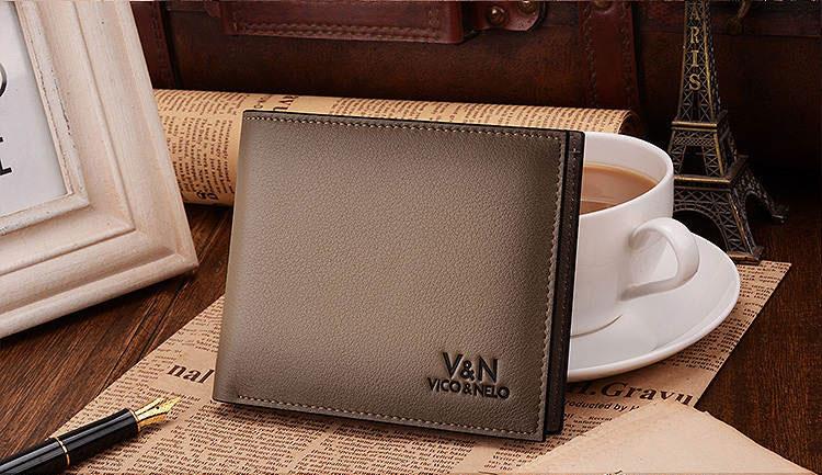 กระเป๋าสตางค์ผู้ชาย Vico&Nelo No.V027