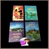 ชุด เคจันที่รัก 1-4 มนต์รักยาเสน่ห์, มนต์รักแรกพบ,มนต์รักฝังใจ,มนต์รักฟ้าลิขิต The Love Potion , Tall, Dark and Cajun , The Cajun Cowboy, The Red-Hot Cajun (Cajun1-4) แซนดรา ฮิลล์ (Sandra Hill) เฟิร์น แก้วกานต์