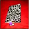 """ปกผ้าลูกไม้ สีขาวดำ เนื้อผ้า ขนาด 8"""" ( Pocket Book )"""