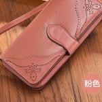 กระเป๋าสตางค์ผู้หญิง Difenise No.11 (หนังแท้)
