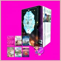 Boxset Exotic Desire Limited Edition (ไม่มีจําหน่ายที่ร้านหนังสือทั่วไป) แก้วจอมขวัญ กระดาษทรายแก้ว ณัฐณรา ธีร์วรา ศิริพารา อัญชีรา พลอยวรรณกรรม ในเครือ อินเลิฟ