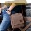 กระเป๋าสะพายไหล่ Muzee No.4 Coffee thumbnail 2