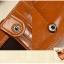 กระเป๋าสตางค์ผู้หญิง Difenise No.6 (หนังแท้) สีเหลือง thumbnail 15