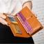 กระเป๋าสตางค์ผู้หญิง Difenise No.6 (หนังแท้) สีเหลือง thumbnail 8