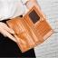 กระเป๋าสตางค์ผู้หญิง Difenise No.6 (หนังแท้) สีเหลือง thumbnail 7