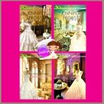 ชุด วิวาห์มหาเศรษฐี 1-4 วิวาห์ท้าหัวใจ หลุมรักกับดักวิวาห์ เผลอใจในวิวาห์ เล่ห์รักกลวิวาห์ The Marriage to a Billionaire Series เจนนิเฟอร์ พรอบส์ (Jennifer Probst) ปิยะฉัตร แก้วกานต์