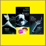 ชุดฟิฟตี้เชดส์ออฟเกรย์ Fifty Shades of Grey Trilogy อี แอล เจมส์ (E L James) Rose Publishing