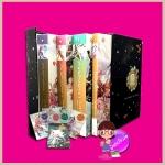 Value Box ตำนานรักเหนือภพ เล่ม 1-3 และภาคพิเศษ ฮวาเชียนกู่(花千骨) The Journey of Flower Fresh กั่วกัว ( Fresh果果) พริกหอม แจ่มใส มากกว่ารัก