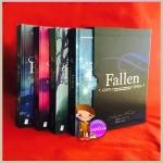Boxset Fallen (เทวทัณฑ์ ทรทัณฑ์ ทิพยทัณฑ์ ทุรทัณฑ์ ปกแข็ง) The Fallen Series Boxed Set (Fallen #1-4) ลอเรน เคท(Lauren Kate) นลิญ Post Books