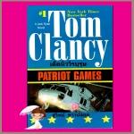 เด็ดหัววีรบุรุษ Patriot Game ทอม แคลนซี่(Tom Clancy) สุวิทย์ ขาวปลอด วรรณวิภา