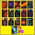 ชุด พรานราตรี และเรื่องสั้นวีรบุรุษจันทรา รวม 16 เล่ม A Dark-Hunter Novel 1-15 เชอริลีน เคนยอน (Sherrilyn Kenyon) จิตอุษา แก้วกานต์