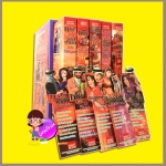 Boxset ชุด อาหรับพิศวาส The Arabian of Romance 5 เล่ม : ทาสรักทาสบำเรอ ชายานอกหัวใจ บรรณาการรักชีค เปลวไฟในรอยทราย บำเรอรักจอมใจแดนเถื่อน Cha_yen มิ่งมาดา พรพาพิม กลิ่นแก้วกำยาน บุณฑรีย์ สมาร์ทบุ๊ค SMARTBOOK