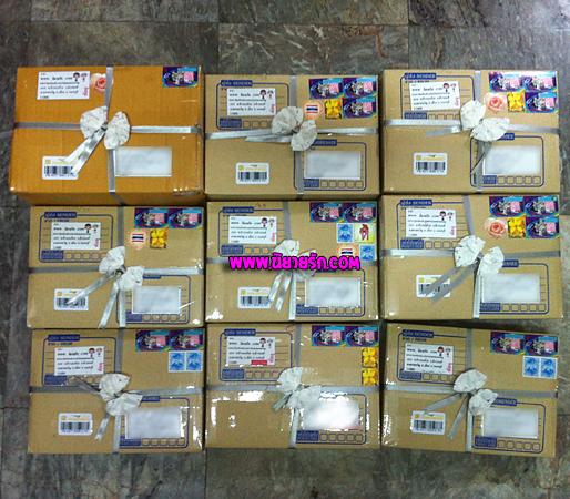 กล่องใส่นิยายส่งลูกค้ามีทั้งนิยายไทย,นิยายแปลก,นิยายน่าอ่านมากมาย